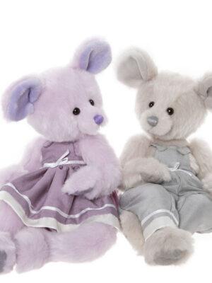 Jack & Jill - Charlie Bears Plush Collection