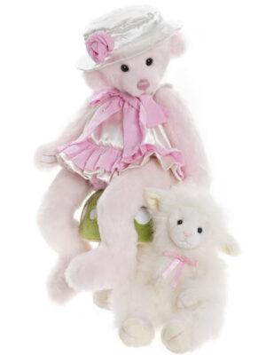 Mary & Baabahrah - Charlie Bears Plush Collection
