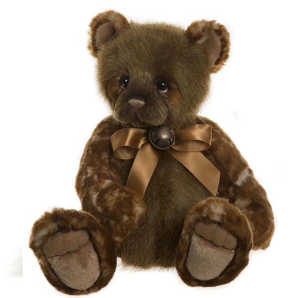 Waffle - Charlie Bears Secret Collection