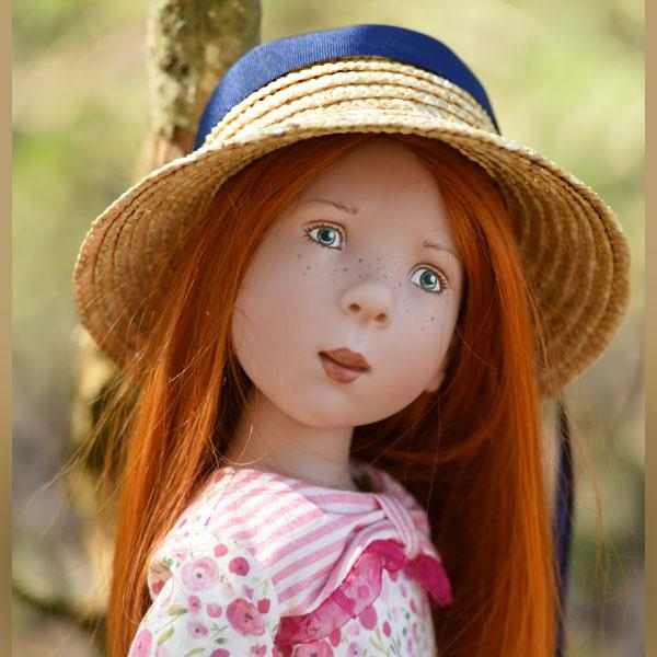 Anissa, Junior Doll
