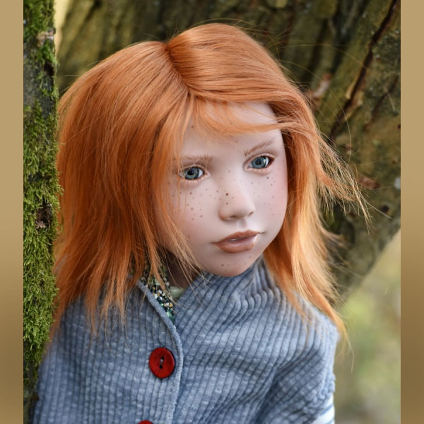 Ludvig, Artist Doll