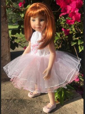 Prima Ballerina Outfit for Mini Pals