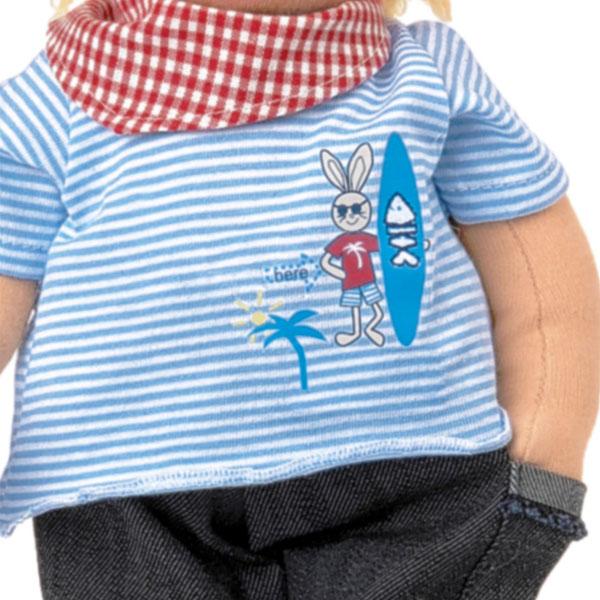 Max Waldorf doll