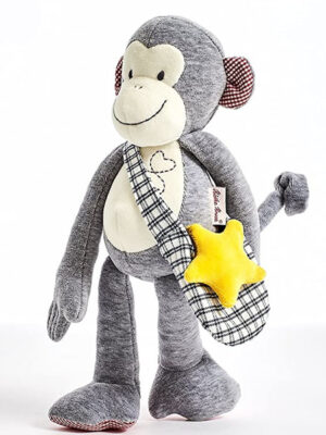 Monkey Carlo Stuffed Animal