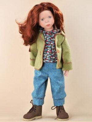 Yvonne, Junior Doll