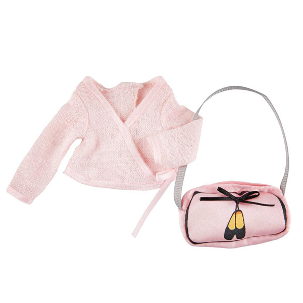 Vera Ballet Jacket and Bag Outfit