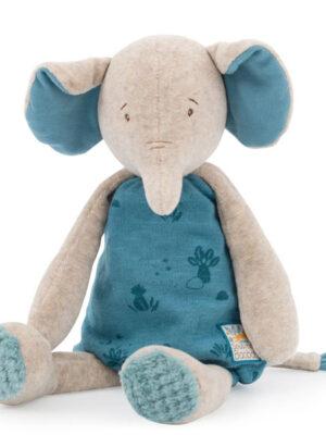 Bergamote the Elephant