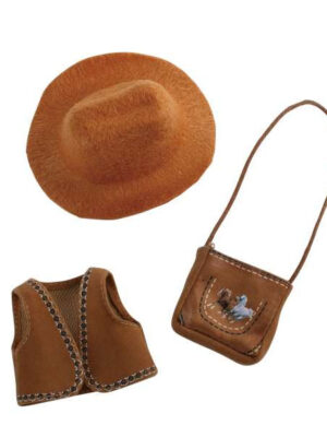Chloe Cowgirl Riding Accessories