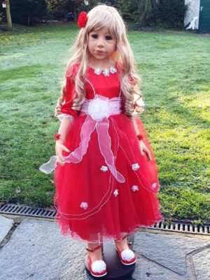 Rose Red Blonde