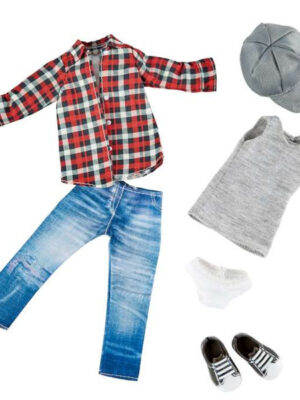 Michael Skater Outfit