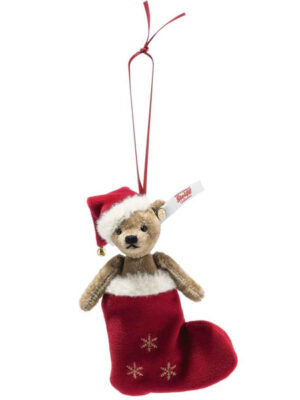 Christmas Teddy bear Ornament