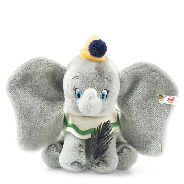 Disney Miniature Dumbo with Feather