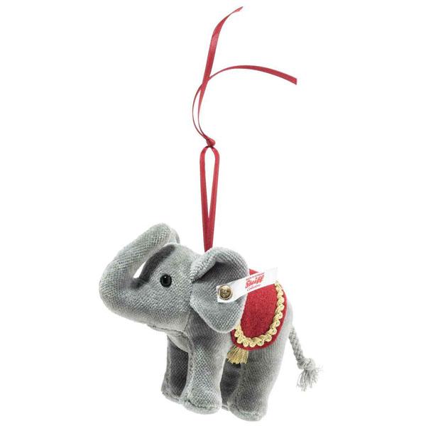 Holiday Elephant Ornament