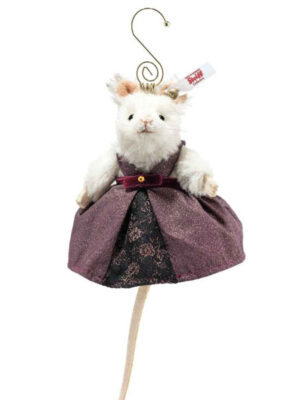 Mouse Queen Ornament