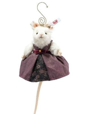 Mouse Queen Ornament