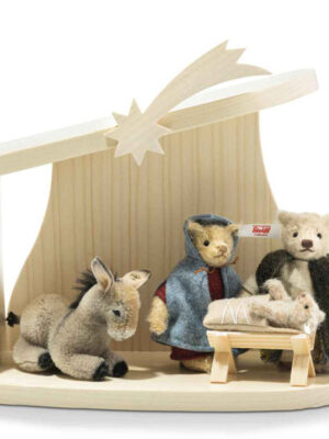 Nativity Set, Five Piece