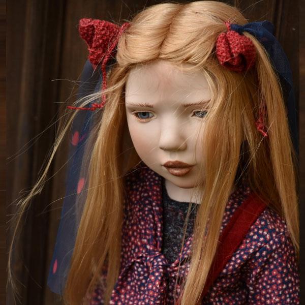 Alizée Artist Doll