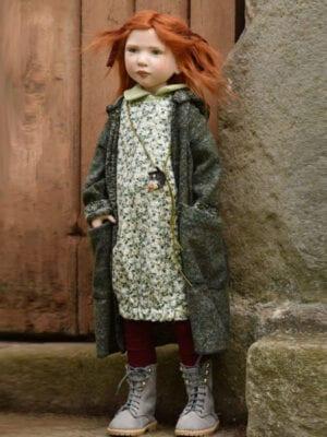 Hildelitte Artist Doll