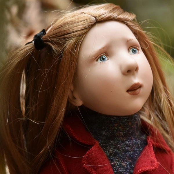 Ingried Junior Doll