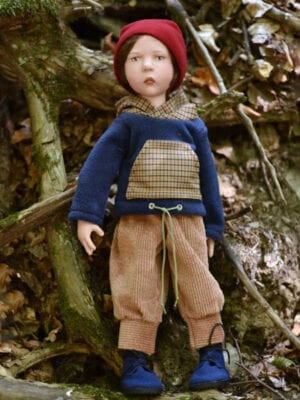 Leif Junior Doll