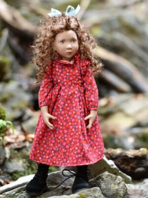 Nordika Junior Doll