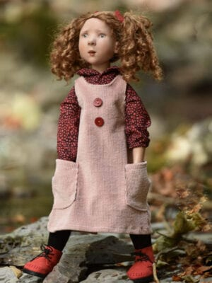 Norja Junior Doll