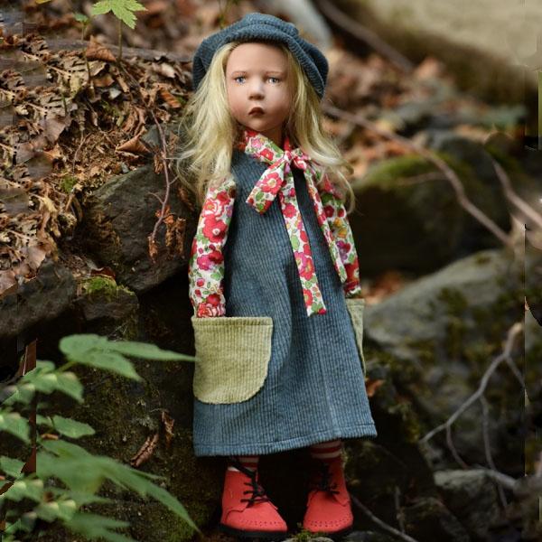 Sunniva Junior Doll