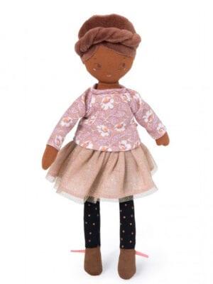 Mademoiselle Rose Doll