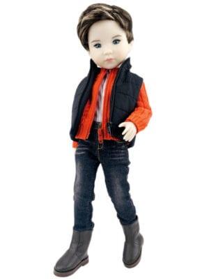 Luca in Orange