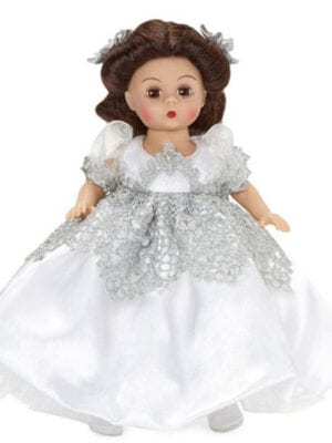 Silver Belle Angel Medium