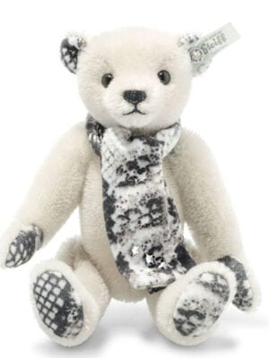 Snake Teddy Bear with Swarovski® Crystal