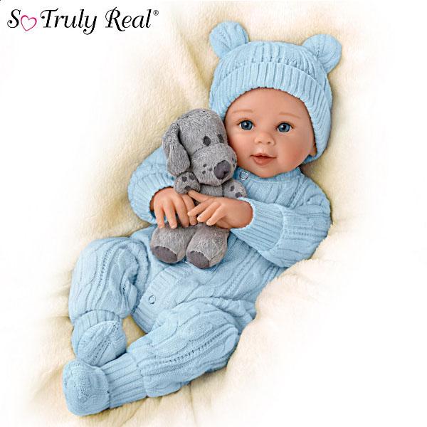 Aiden Baby Doll